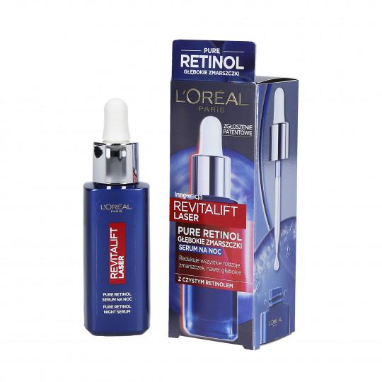 L'OREAL PARIS REVITALIFT LASER Sérum con retinol puro 30ml - 1