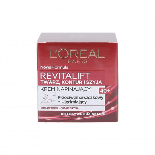 L'OREAL PARIS REVITALIFT Crema facial y para el cuello 50ml - 1