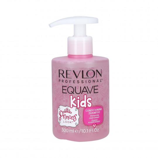 REVLON EQUAVE KIDS Princess Look Champú niños 300ml - 1