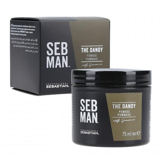 SEB MAN THE DANDY SHINY POMADE 75ML