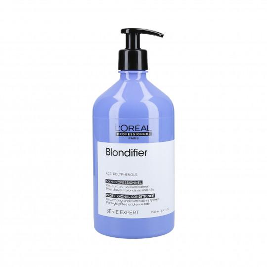 L'OREAL PROFESSIONNEL BLONDIFIER Acondicionador para cabello rubio 750ml