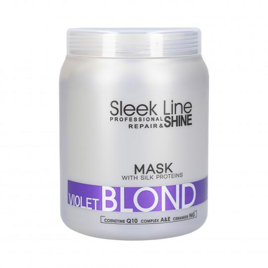 STAPIZ SLEEK LINE VIOLET BLOND MASK 1L