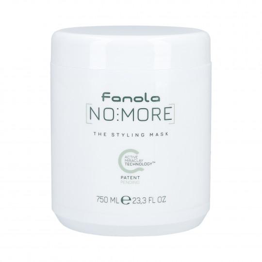 FANOLA NO MORE THE STYLING MASK 750ML
