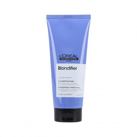 L'OREAL PROFESSIONNEL BLONDIFIER Acondicionador para cabello rubio 200ml