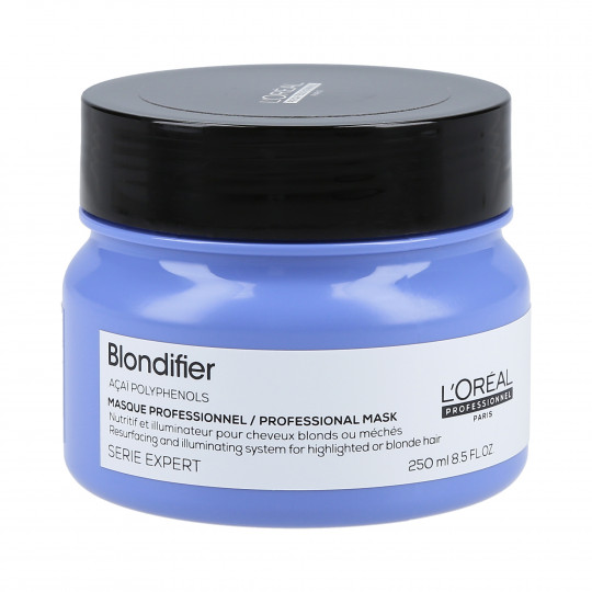 L'OREAL PROFESSIONNEL BLONDIFIER Mascarilla para cabello rubio 250ml