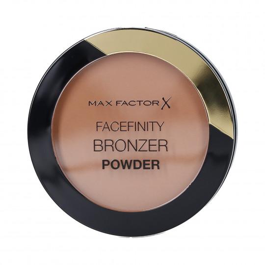 FACEFINITY BRONZER POWDER 01 LIGHT BRONZE