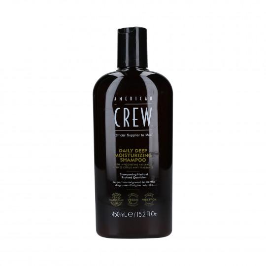 AMERICAN CREW Daily Champú hidratante para el cabello 450ml
