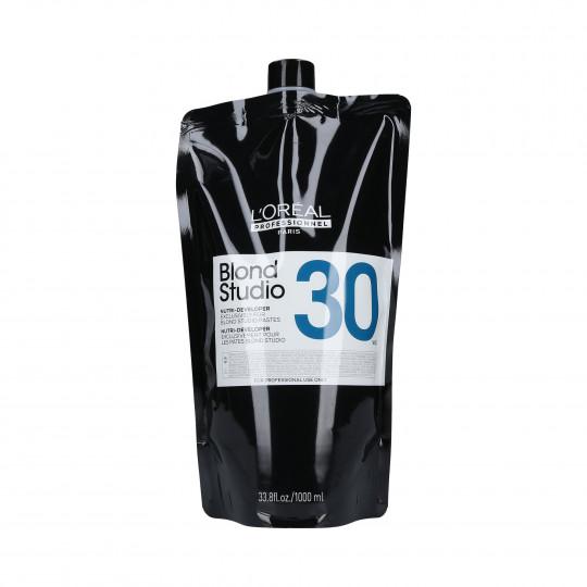 L'OREAL PROFESSIONNEL BLOND STUDIO Nutri Developer Oxidante 9% 1000 ml