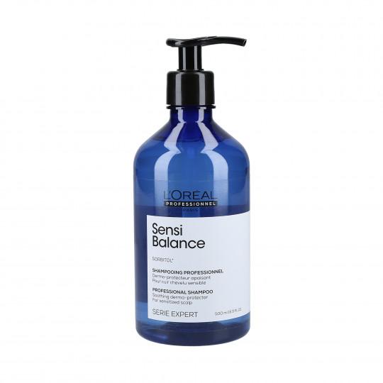 L'OREAL PROFESSIONNEL SCALP SENSI BALANCE Champú para el cuero cabelludo seco y sensible 500ml