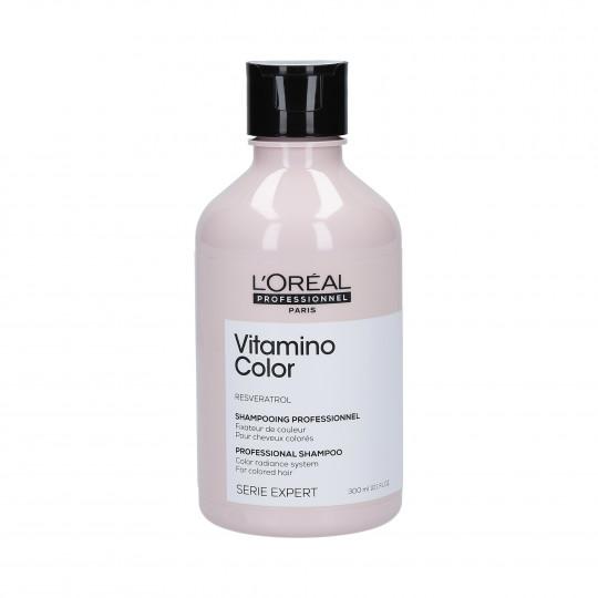 L'OREAL PROFESSIONNEL Vitamino Color Champú para cabello teñido 300ml