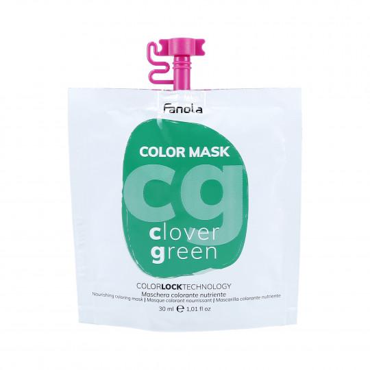 FANOLA COLOR MASK CLOVER GREEN 30ML